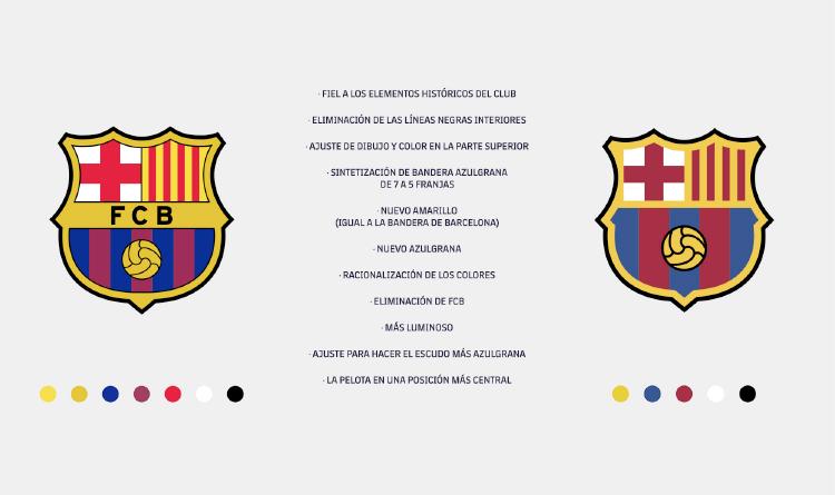 El rediseño de las marcas de la Juventus, el Atlético de Madrid y el Barça, a debate en el «ADGBigTalk Design Derby»