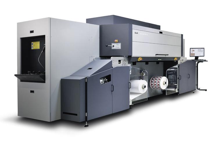 Durst busca llegar a más fabricantes de etiquetas con el lanzamiento de la Tau 330 RSC E