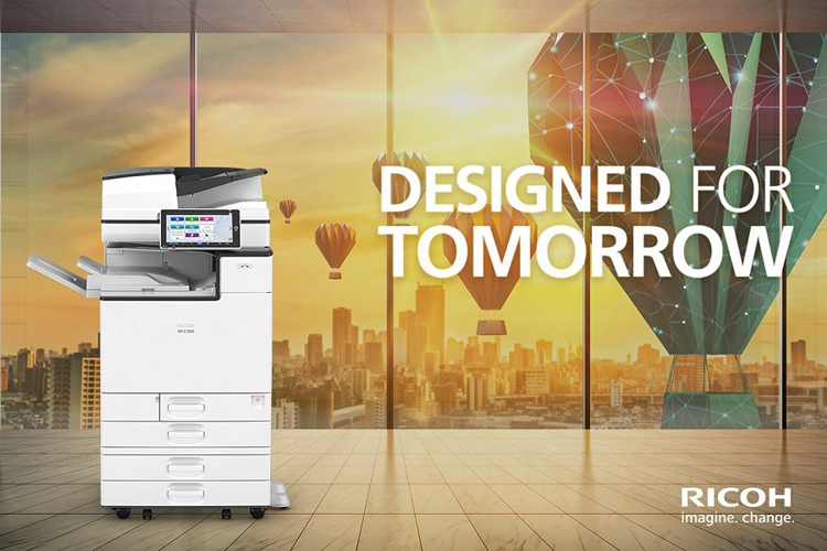 Ricoh presenta la nueva gama de equipos multifuncionales inteligentes para el puesto de trabajo digital