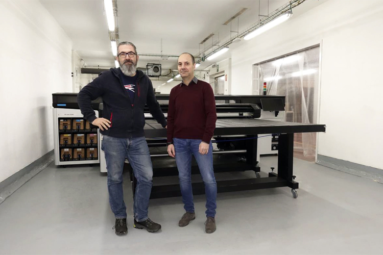 Truyol Digital adquiere una HP Latex R2000 a través de Spandex