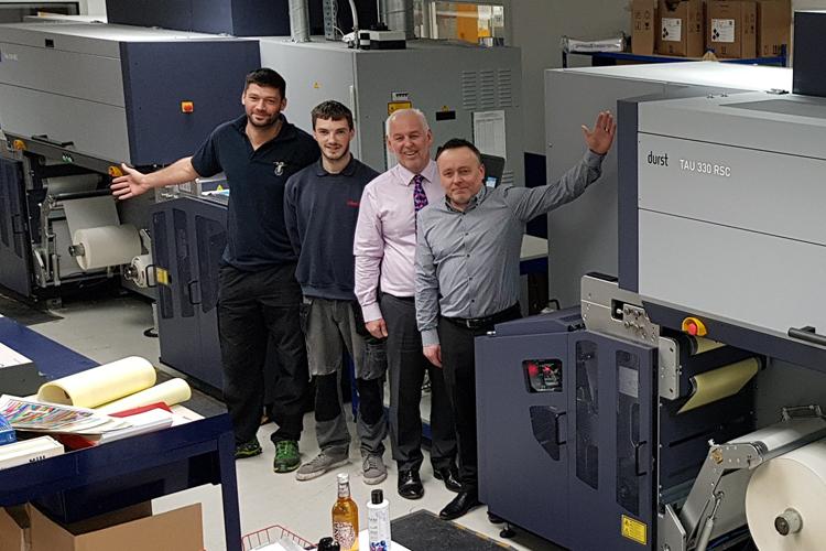 Labmak adquiere su segunda Tau RSC para atender la demanda de la calidad que brinda Durst