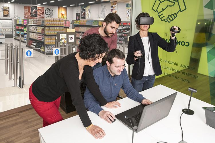 Hinojosa lanza Visual Pack, su herramienta de realidad virtual que ayuda a hacer más atractivos y prácticos los envases en el lineal del supermercado
