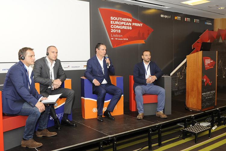 La quinta edición del Congreso FESPA Europa del Sur se celebrará en Madrid en junio