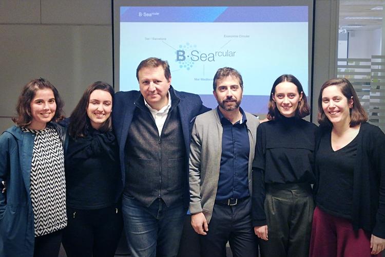 Epson, SEAQUAL™ y LCI Barcelona presentan el proyecto de economía circular B·SEArcular, que fusiona diseño y sostenibilidad