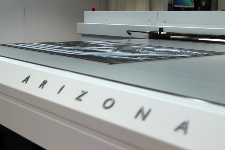 Canon presenta la nueva gama de impresoras planas Océ Arizona 1300 dirigida a clientes que desean potenciar su productividad
