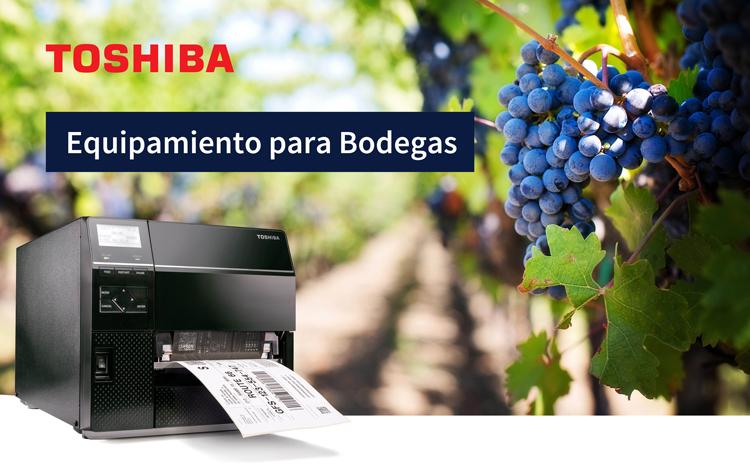 Toshiba presenta en Enomaq 2019 la única solución integral de etiquetado del mercado para el sector vitivinícola