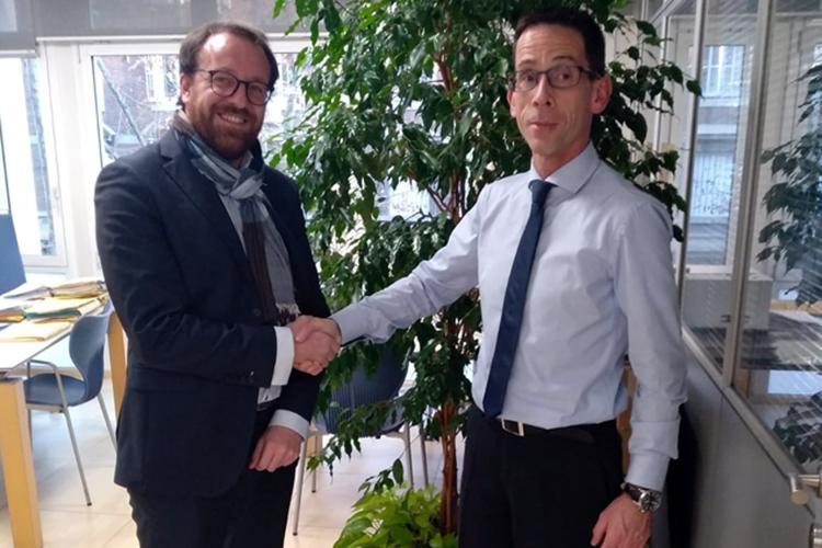 Codimag nombra como representante a Lapeyra y Taltavull para promocionar la tecnología de impresión de etiquetas Aniflo en España y Portugal