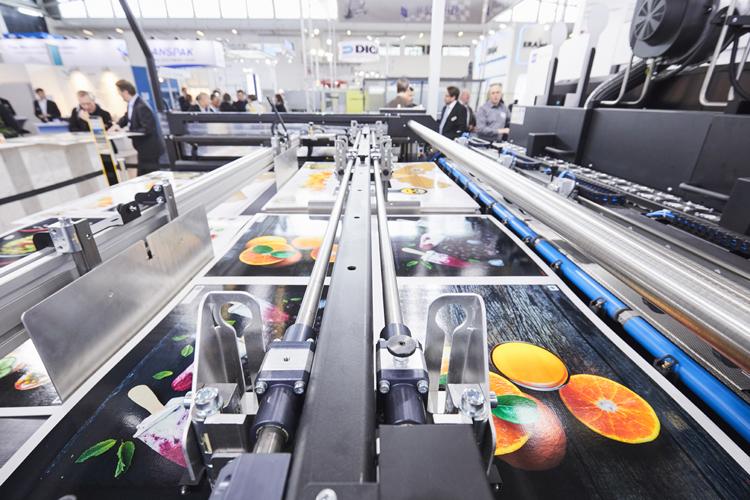 CCE International 2019 muestra las nuevas tendencias de la industria del cartón ondulado y las cajas plegables