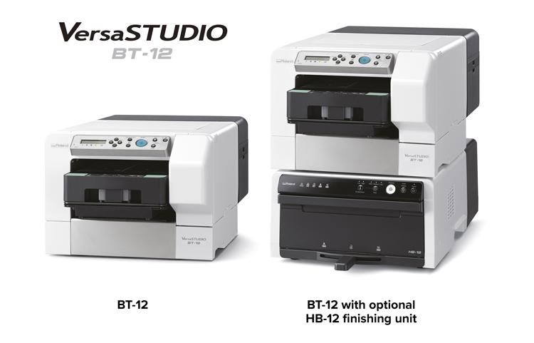 Roland DG anuncia el próximo lanzamiento de su primera impresora textil directa a prenda para la personalización bajo demanda