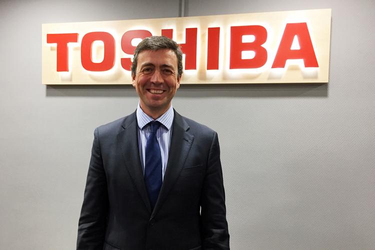Toshiba nombra a Jesús Contreras director de la unidad de negocio de Impresión en España