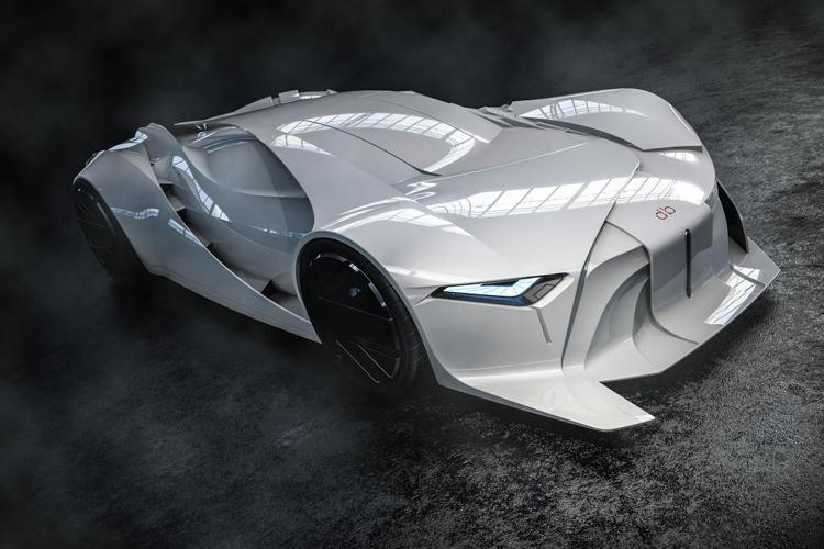 Un prototipo de automóvil creado mediante impresión 3D a escala 1:1 marca el futuro de la creación de prototipos