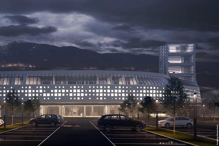 Más de 21.000 metros cuadrados para la nueva sede del grupo Durst