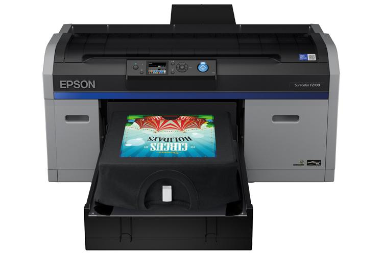 EPSON presenta sus soluciones para impresión profesional en el salón Graphispag 2019