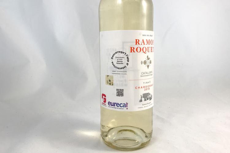 Eurecat presenta una botella de vino inteligente que permite verificar su contenido sin abrirla