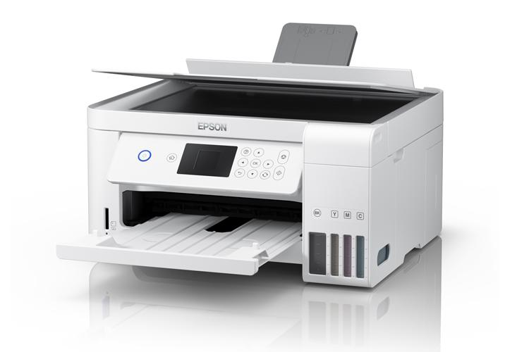 Las nuevas impresoras EcoTank de Epson permiten ahorrar dinero y espacio
