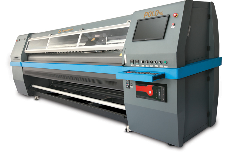 Digital Hires presenta en Graphispag 2019 la impresora Eco-Solvente ColorJet Polo HQ