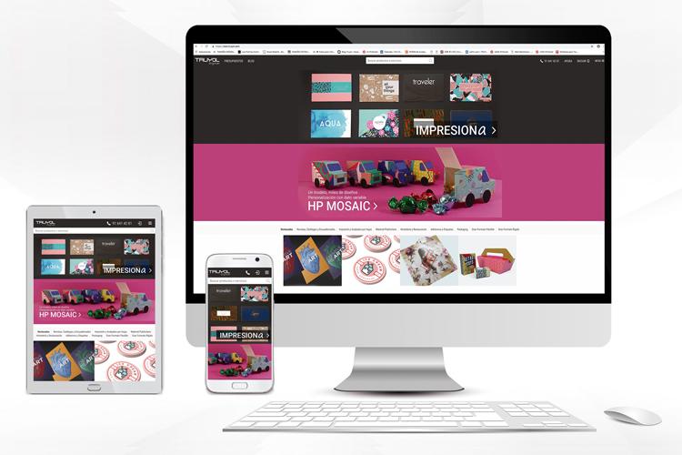 Truyol Digital renueva su página web