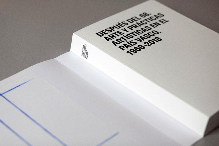 """Azulete, la """"piel"""" de un museo y papeles Fedrigoni para """"contar"""" el arte vasco"""