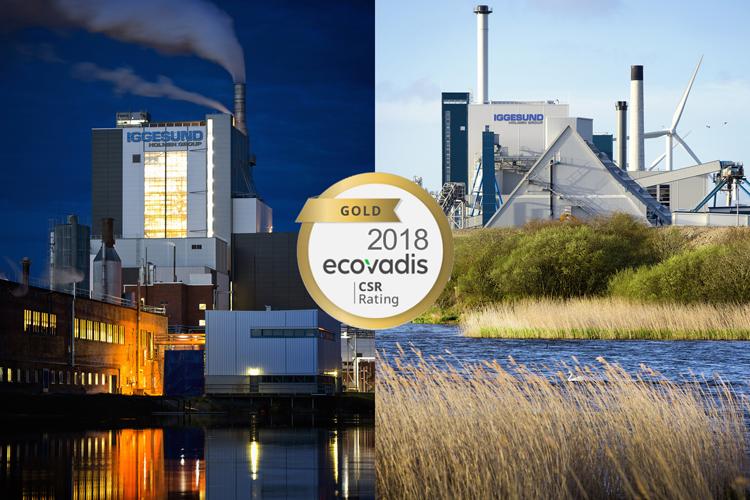 Las fábricas de Iggesund Paperboard, clasificadas entre las mejores