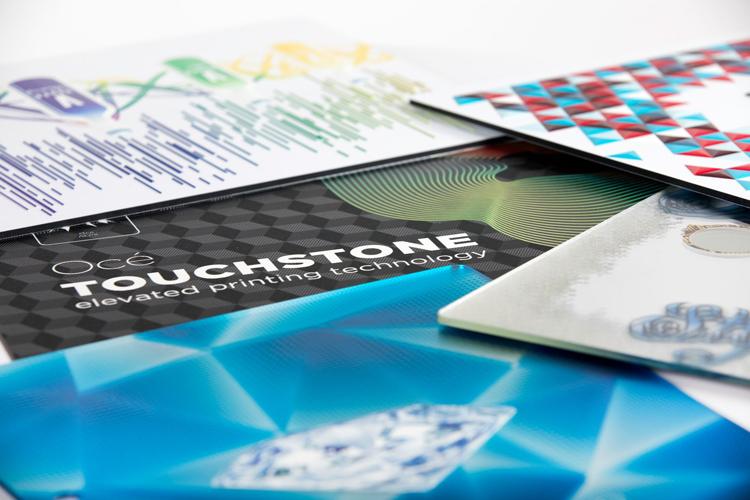 El especialista en rotulación y decoración Print1 se diferencia del resto con la impresión texturizada de Océ Touchstone