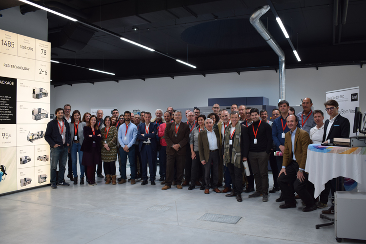 Gran acogida de las soluciones Tau RSC durante los Digital Days Iberia 2019