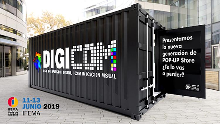 DIGICOM EXPO 2019 supera todas las expectativas de participación con más de 9.000 m2 contratados