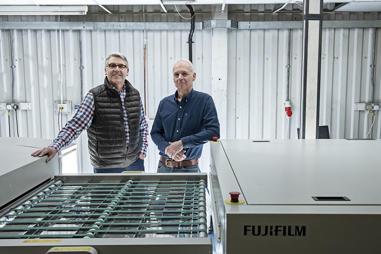 El programa Platesense de Fujifilm logra ahorro en costes y mejoras de la calidad para el primer cliente del Reino Unido