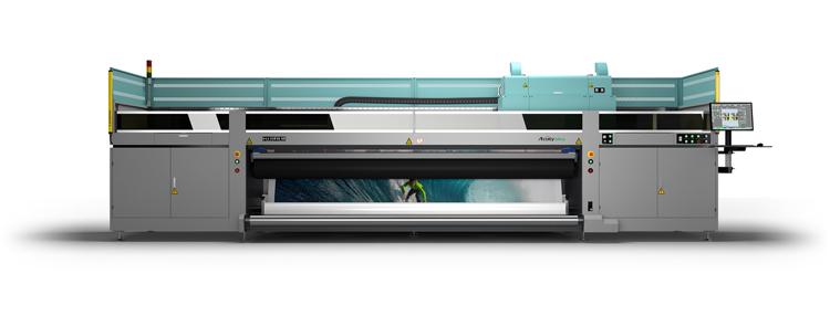 Fujifilm destacará la versatilidad de su plataforma Acuity Ultra de formato superancho en FESPA 2019