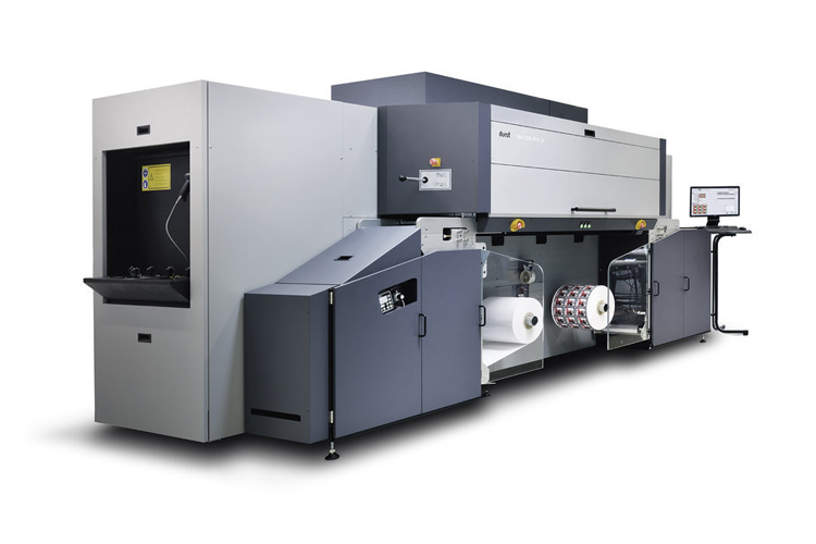 La empresa Pyrotec PackMedia instala por primera vez en África una impresora de etiquetas digitales Tau 330 RSC