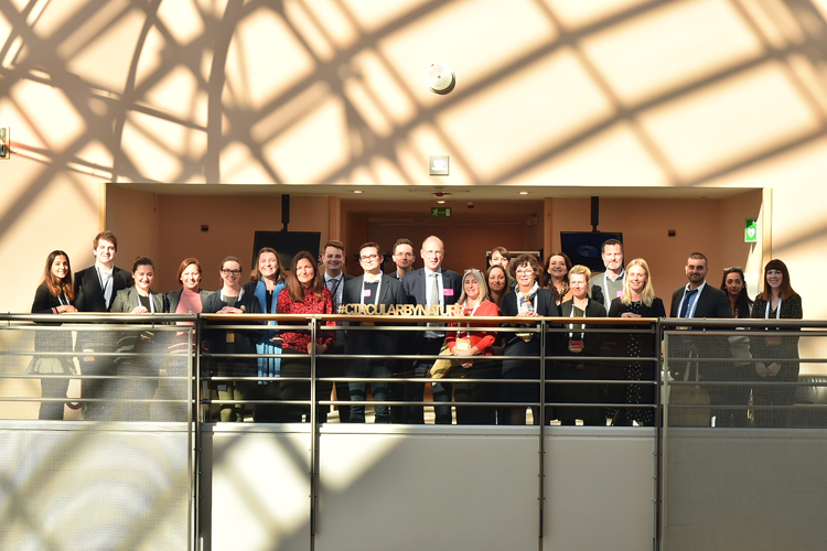 FEFCO welcomed major European influencers to Brussels