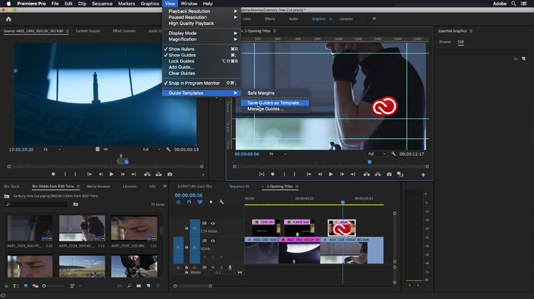 Adobe Creative Cloud presenta las últimas novedades para los profesionales del vídeo en NAB 2019