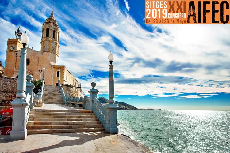 El XXI Congreso AIFEC se celebra del 23 al 26 de mayo en Sitges