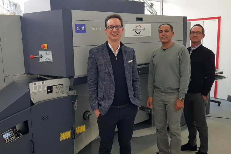 Label Center opts for Durst Tau 330 E to deliver start-up success