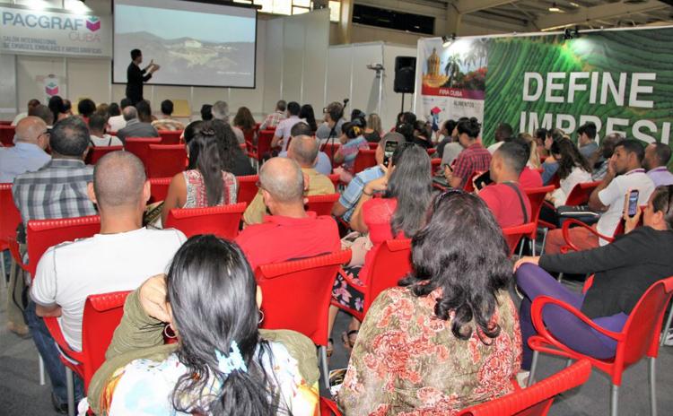 Pacgraf Cuba cierra su segunda edición marcada por la modernización de la industria del packaging