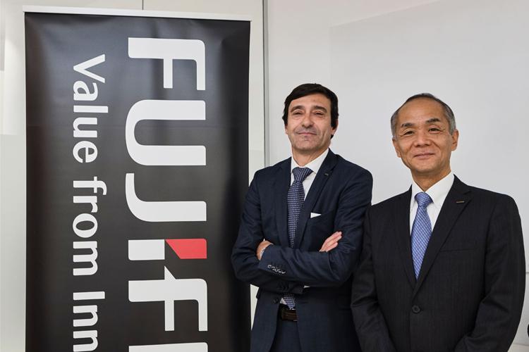 El Presidente de Fujifilm Europa inaugura sede en Madrid y amplía mercado en España
