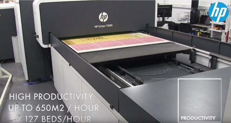 Ability utiliza HP Scitex 11000 para cubrir las crecientes demandas de los clientes