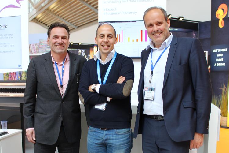 Béflex adopta el ecosistema integral de EFI con la compra de Midmarket Print Suite en FESPA
