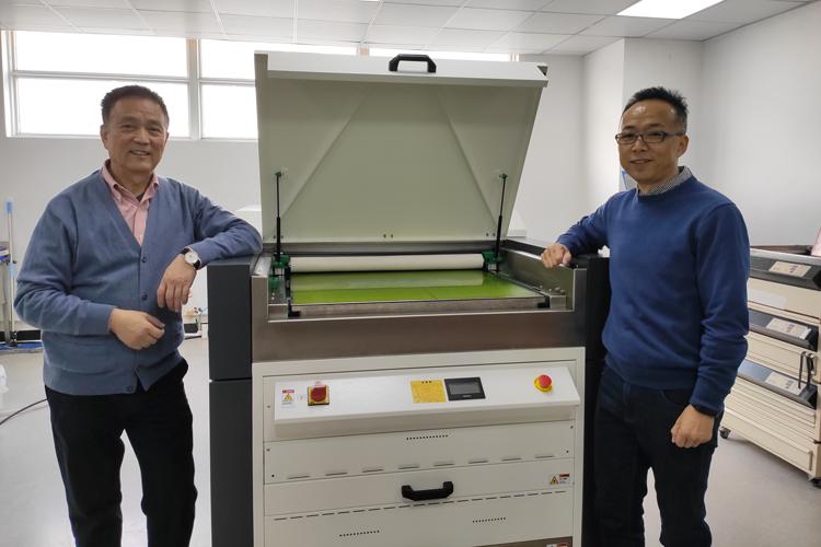 Shanghai Hengze Printing Company adopta las planchas Asahi para cambiar de la impresión tipográfica a la flexografía