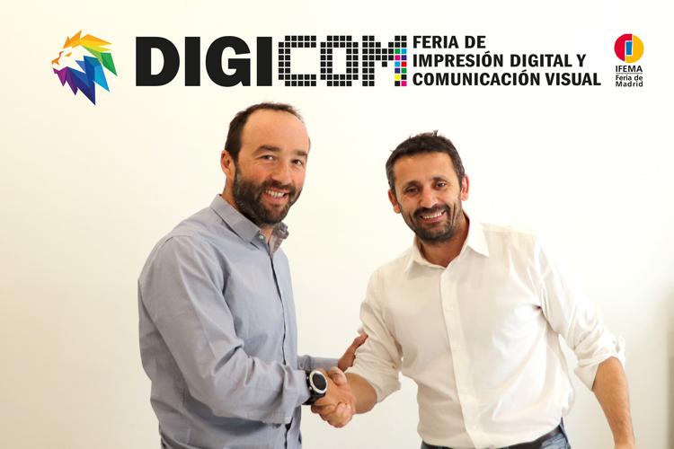 Acuerdo de colaboración entre DIGICOM y los Premios Emporia
