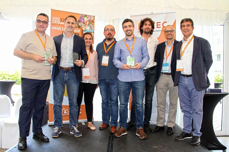Etygraf, Gáez y Tea Adhesivos ganan la primera edición de los Premios de Etiquetas de AIFEC