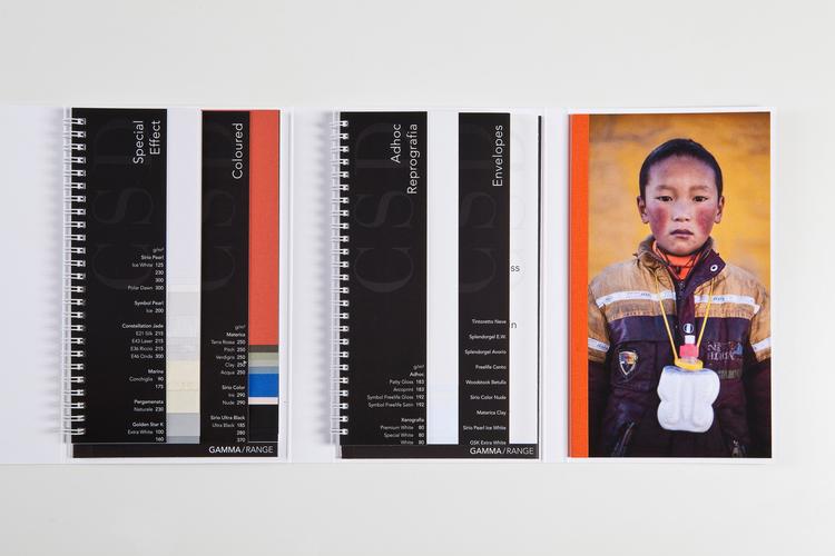 Nuevos papeles creativos para impresión digital de Fedrigoni