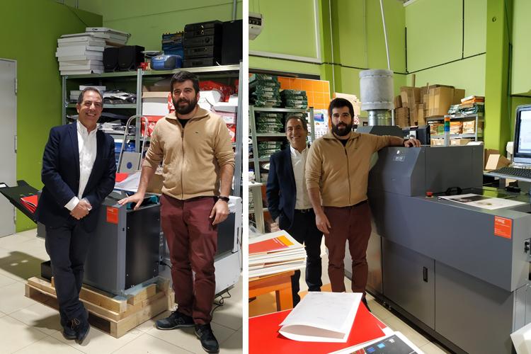 Nueva instalación de las Duplo DuSense y la DBM 150 en Claro Digital