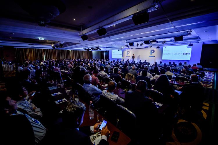 Prokom se prepara para su tercer congreso mundial y amplía su red a China y Australia