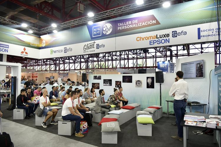 C!Print Madrid y Aseigraf anuncian su primera colaboración para la próxima edición 2019