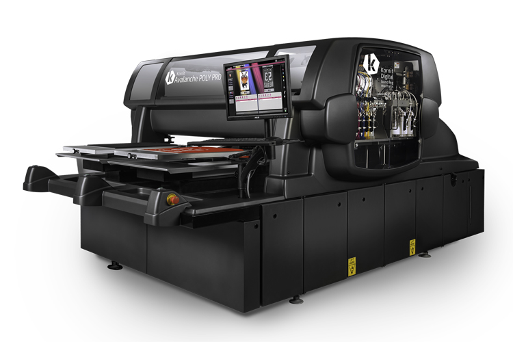 Kornit Digital reinventa la impresión en poliéster industrial gracias a la innovación y las tecnologías más avanzadas