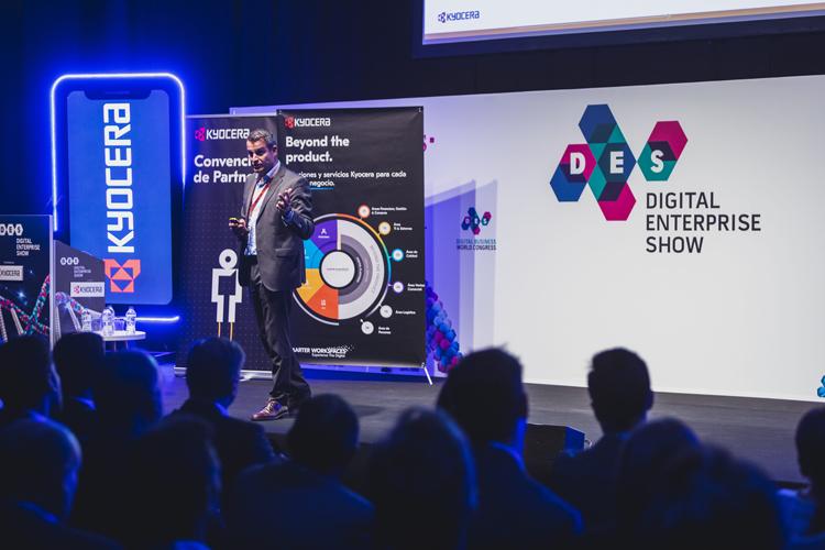 Concluye la 'Kyocera Experience Week', donde la compañía presenta su nueva estrategia de soluciones y servicios ante partners y clientes