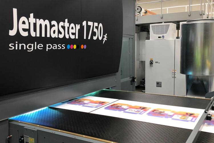 Barberán instalará una nueva impresora digital Jetmaster en Canadá