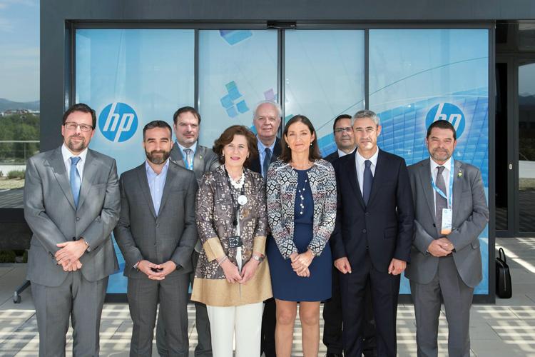 HP confía en España para lanzar el centro de excelencia de impresión 3D más importante del mundo