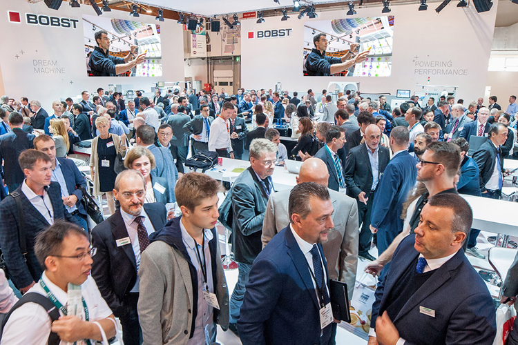 BOBST y Mouvent desvelarán la gama de productos más completa en Labelexpo 2019