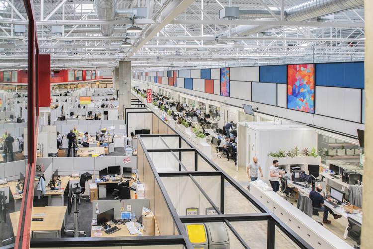 HP inaugura en Sant Cugat (Barcelona) el centro de excelencia de impresión en 3D más importante del mundo
